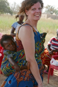 CarolynMiller_Ghana with Domnika