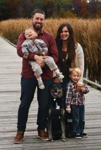 Lindsey Atkins Family Photo